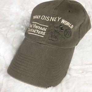 Walt Disney World True Vintage Characters Dad Hat